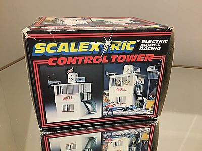 scalextric Control Tower C702