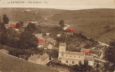 PPC Louis Levy LL54 Weymouth View of Upwey c1900