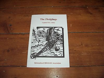 The Fledglings A Biggles Story Captain W E Johns New Paperback