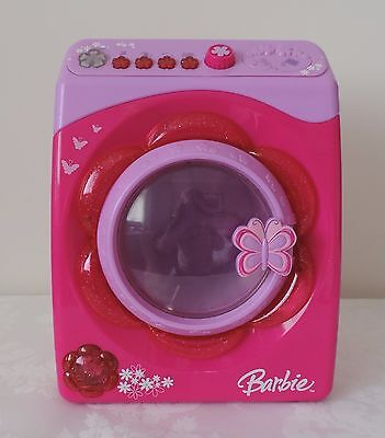 Barbie Washing Machine - Rare Toy