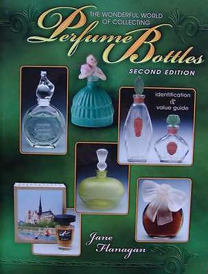 PRICE GUIDE/BOOK : The Wonderful World of Collecting Perfume Bottles
