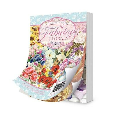 Hunkydory The Little Book of Fabulous Florals