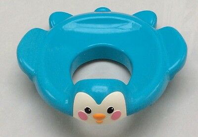Fisher Price Children's Musical Potty Training Penguin Toilet Seat