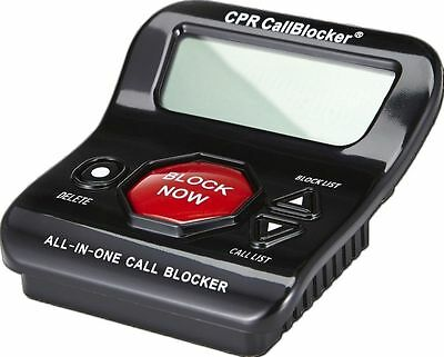 CPR V5000 Call Blocker - Stop All Unwanted Calls At The Touch Of A Button