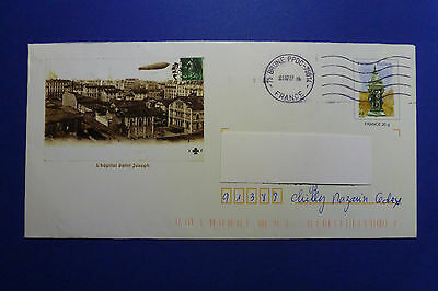 Lot 12056 Timbres Stamp Enveloppe Pre Timbree France Annee 2001