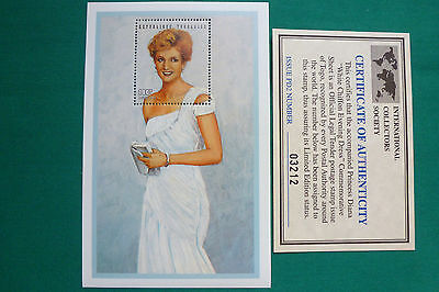 Lot 533 Timbres Stamp Diana Togo Annee 1997