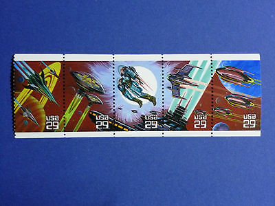 Lot 584C Timbres Stamp Espace Space Usa  Annee 1993