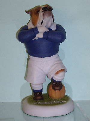 Robert Harrop Doggie People Limited Edition Bulldog Dpfc 09 (The Toffees)