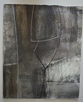 Origianl Michael Rossini Abstract Painting Signed (Retail Gallery Price is $900)