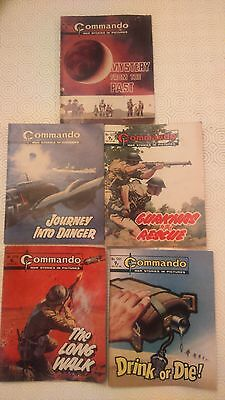 Commando Comics - War Stories in pictures