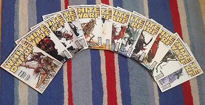 Games Workshop White Dwarf magazine collection 2011 All 12 Issues WD 373-WD 384