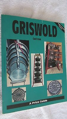 GRISWOLD Cast Iron A Price Guide Millennium Prices Vol 1