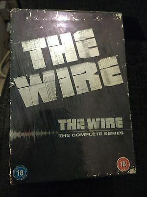 The Wire - Series 1-5 - Complete (DVD Box Set)
