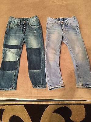 Boys H&M Jeans 3-4 Years