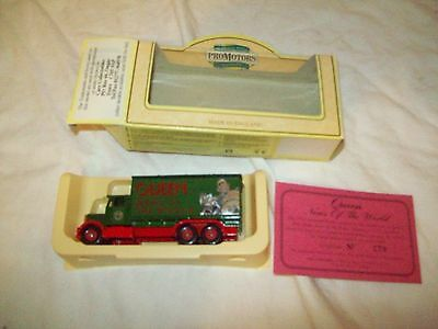 Queen News Of The World Scammell Truck By Carr Collectables