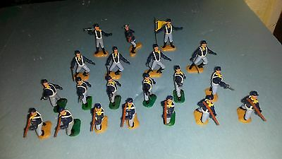 Timpo 7th Cavalry Troop with Kepis