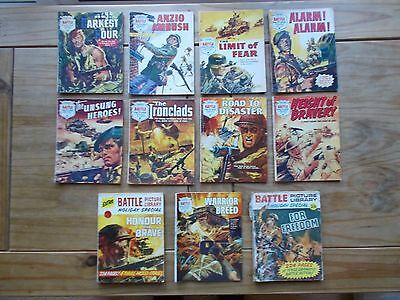Collectable War Comics - Battle Picture Library