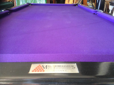 7ft X 3'6 Pool, Billiards, Snooker Table