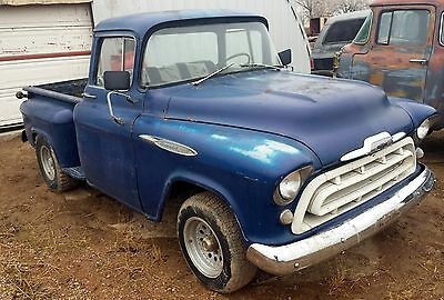 1957 Chevrolet Other Pickups  1957 Chevy 3100 short bed big window