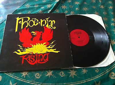 "Phoenix  - Phoenix Rising - Rare Private Extended 12"" Plays At 33 - Ex++++ Cond"
