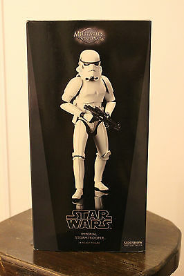 STAR WARS Sideshow Imperial Stormtrooper 1/6th