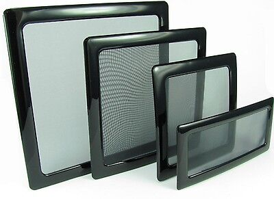 180mm Square Magnetic Computer Case Fan Anti Dust Filter Dust Proof Quality Mesh
