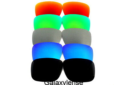 73f4ea89f5 REPLACEMENT LENSES FOR Ray Ban RB4165 Justin Black Blue Grey Green ...