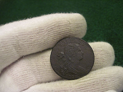 1798 Draped Bust Very High Grade Type Coin