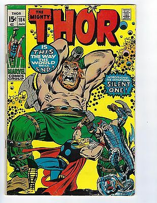 Mighty Thor # 184 Marvel No Reserve