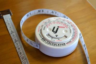 BMI Body Mass Index Tape Measure