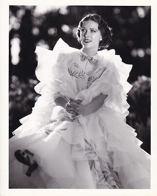 ELEANOR POWELL Original CANDID Set Clarence Bull BROADWAY MELODY MGM DBW Photo