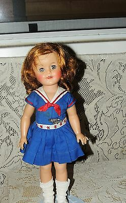 ~Vintage 1950's Ideal Shirley Temple  Doll ST-15 All Original~