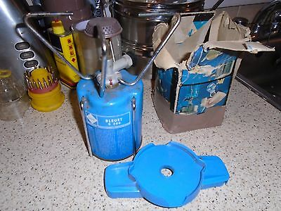 Camping Gaz Butane Stove  Bleuet S200, With Part Used Canister