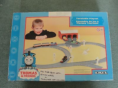 Thomas & Friends Turntable Playset . Still in original box. Complete.