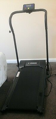 Electric Foldable Treadmill