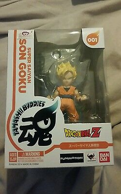 Bandai Tamashii Tamashii Buddies Super Saiyan Son Goku Dragon Ball z figure