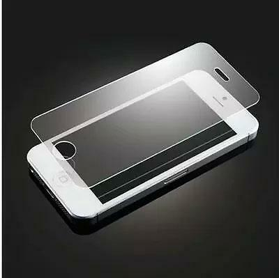 100%Genuine Tempered Glass Screen Protector For Iphone 4 4s {zF4