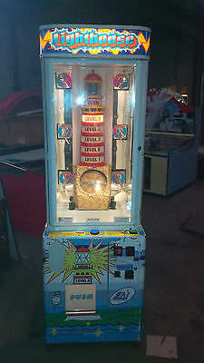 coin operated game of skill lighthouse arcade machine