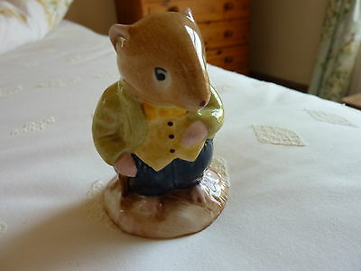 Royal Doulton Brambly Hedge Old Vole Dbh13