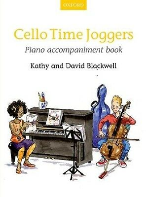 Cello Time Piano Accompaniments - Joggers, Runners & Sprinters Available
