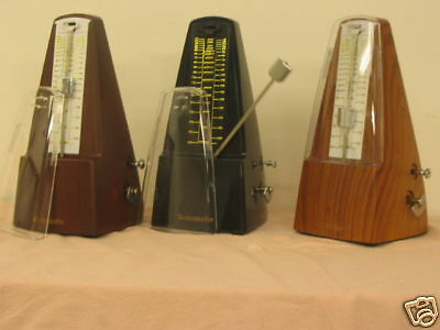 Little & Lampert Traditional Pyramid Shaped Metronomes