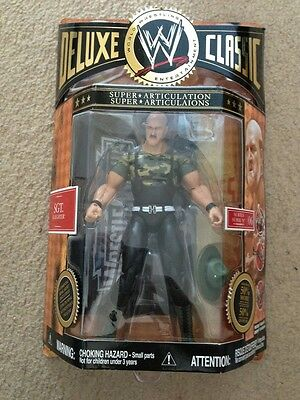 Wwe Classic Deluxe Sgt. Slaughter