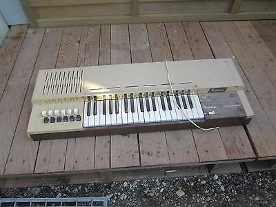 Ancien Piano Synthetiseur Bontempi Modele B9