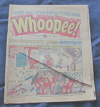 Whoopee Comic 13th March 1976
