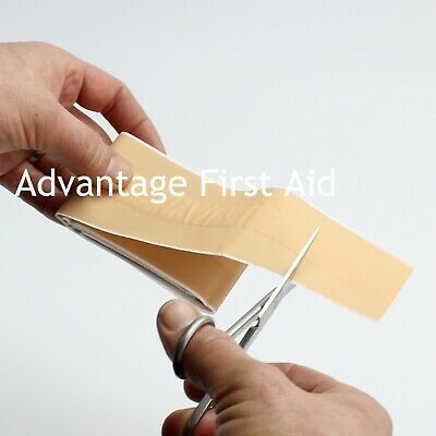 Washproof Dressing Strip On a Roll - Cut your Own Sticking Plasters. 6cm x 1m