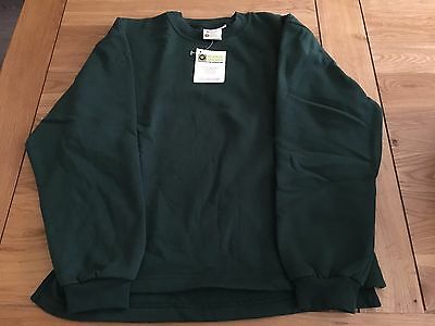 Official CUBS Scouts Sweatshirt/Jumper Size 34 BNWT