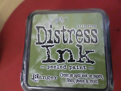 (Ranger) TIM HOLTZ Distress Ink Pad 'Peeled Paint' *NEW* (Full Size)