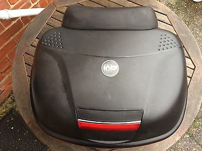 GIVI E460N Motorcycle Topbox Monokey Top Box Or Side Case Pannier With Backrest