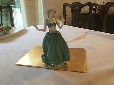 Royal Doulton figurine 2004 ALISON HN4018 Sculpted and signed by J Bromley