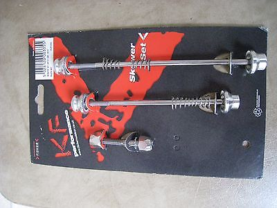 Security Skewer Set With Seat Bolt By 'kf', New